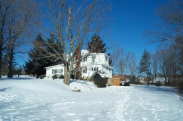 First snow, 2002